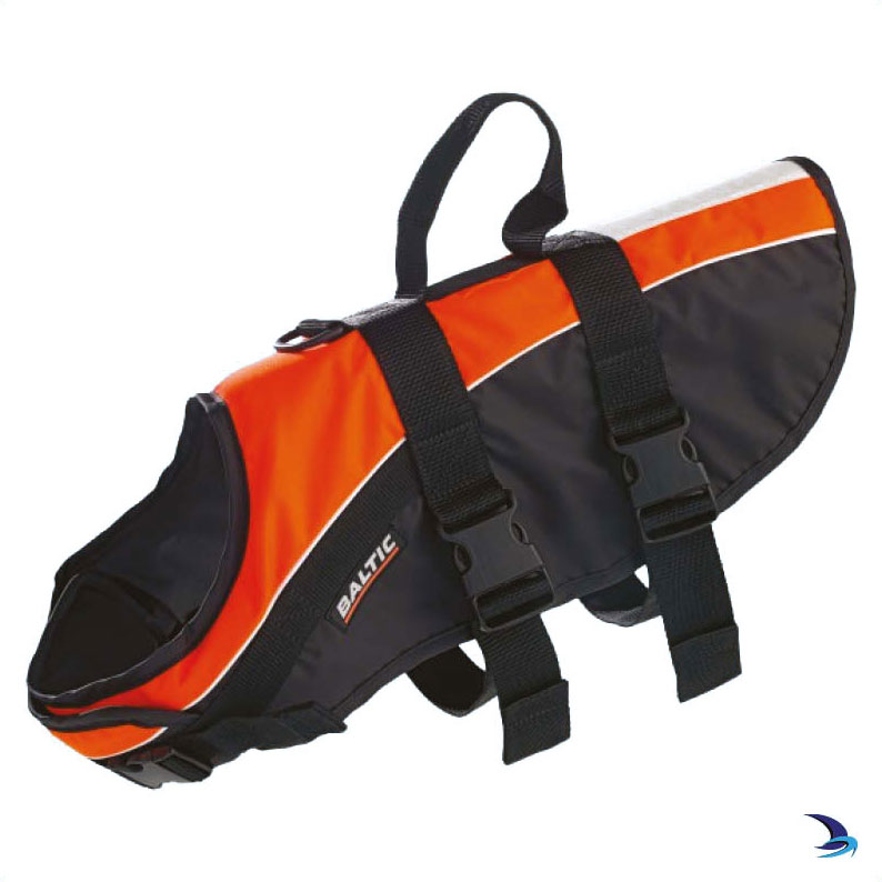 Baltic - Pet Aid Mascot Buoyancy Aid (Orange)